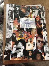 Queen Fan Club Magazine Winter 1992