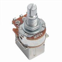 1 Pc A500k Push Pull Guitar Control Pot Potentiometer Chrome