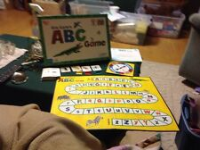 Eric Carle's ABC Game - Preschool - University Games - Almost Complete