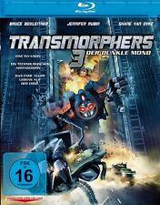 Transmorphers 3 - Der dunkle Mond Blu-ray