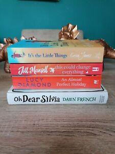 Women's Fiction Paperback Book Bundle Lucy Diamond/Erica James Summer Reads