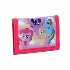 My Little Pony Ponyville Bi-fold Purse Wallet - Rainbow Designs Twilight Sparkle