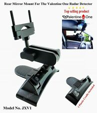 Rear Mirror Car Mount Bracket For Valentine One Radar Detector (Cradle Included)