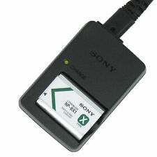 Sony NP-BX1 Battery + Charger for Sony RX100 HX90V HX300 HX400V RX1 WX300 WX350