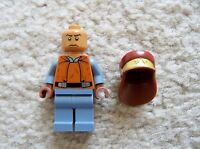LEGO Star Wars - Rare - Captain Panaka Minifig - Excellent - From 7961