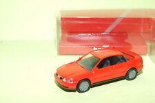 AUDI A4 1,8 T Quattro Rouge RIETZE MODELLE RM 1/87 HO