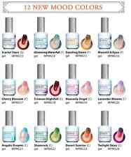 LeChat Perfect Match Mood Color Changing Gel Polish 12 Color set  Pick Any