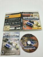 Sony PlayStation 3 PS3 CIB Complete Tested Days of Thunder Ships Fast