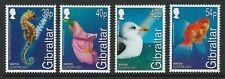 Gibraltar 2001 Europa set SG 968-971 Mnh.