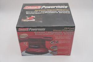 "New Sealed Coleman 10"" Powermate 2580 rpm Orbital Waxer/Polisher"