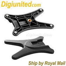 2 x Universal Hot Shoe Flash Bracket Holder Stand 1/4' Hole Speedlite Flashgun