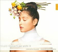 Concerti Per Archi 2, New Music
