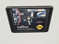 T2: The Arcade Game (Sega Genesis, 1992) Game Cartridge Excellent!