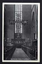 105668 AK Bad Doberan Kirche Triumphkreuz 1958