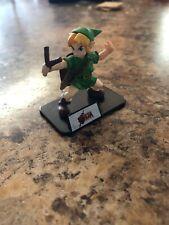 Legend Of Zelda Ocarina Of Time Young Link Mini Figure Gacha Tomy 2012 Nintendo