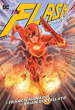2016 DC COMICS FLASH BY MANAPUL & BUCCELLATO OMNIBUS HC HARDCOVER