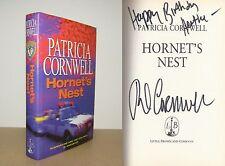 Patricia Cornwell - Hornet's Nest - Signed - 1st/1st