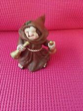 Vintage Christmas Friar Folk Monk