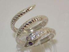 Wrap Amethyst Fine Rings