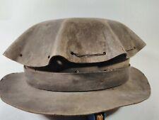 Rare antique miner helmet. USSR. Original. 1930-40