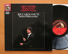 EL 27 0379 1 Bruckner Symphony no. 4 Riccardo Muti Berlin Philharmonic NM/EX