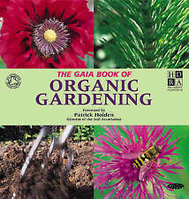 """VERY GOOD"" The Gaia Book of Organic Gardening, Engel, Cindy, Book"