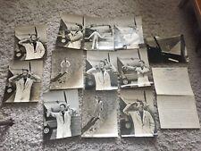SCARCE NEWS SERVICE STORY: Aero Hand Signals by Arthur Sasse World War II Photos