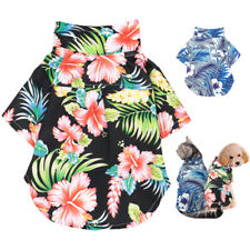Fashion Colorful Pet Dog T-shirts Soft Cat Summer Vest Clothes Small Medium Dogs