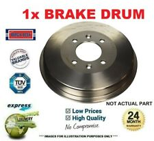 1x BRAKE DRUM for ROVER 200 214 i 1995-2000