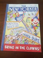 The New Yorker magazine September 24 2012