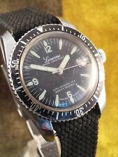 Vintage Lucerne Swiss Made Marine Luxus Divers Watch