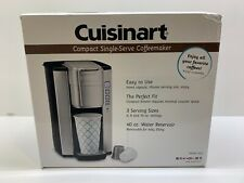 Cuisinart Compact Single-Serve Coffee Maker