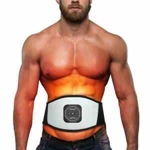 Electric Body Waist Belly Slimming Sauna Tummy Belt Fat Burner Weight Loss HOT
