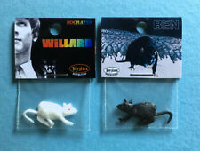 Willard and Ben novelty toy rats horror Michael Jackson Crispin Glover horror