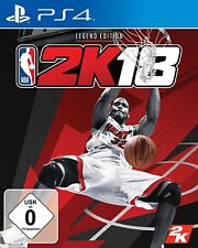 Ps4 jeu NBA 2k18 Legend Edition Basket 2018 article neuf