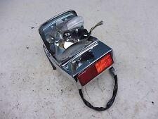 1980 Yamaha XJ650 XJ 650 Maxim Y581' rear brake tail light parts mount