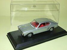 FORD CAPRI 2300 GT 1969 Gris DETAILCARS 303 défaut rétro default