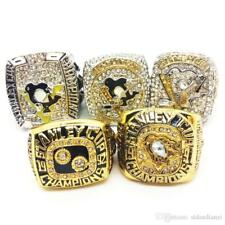 Pittsburgh Penguins Rings Stanley Cup 1991/1992/2009/2016/2017 Championship Set