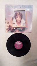 Anne Murray Christmas Wishes LP. Capitol Records.