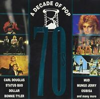 Various - Decade of the Seventies (CD) (1993)