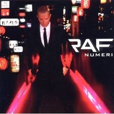 RAF - NUMERI  CD POP-ROCK ITALIANA