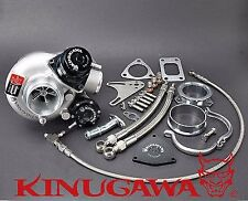 "Kinugawa Billet Turbocharger 2.4"" TD05H-16G & Blow Off Valve & 8cm T3 Housing"