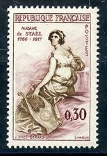 STAMP / TIMBRE FRANCE NEUF N° 1269 ** MADAME DE STAËL