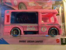 Hot Wheels New for 2021 HW Getaways Series 1/5 Barbie Dream Camper #21/250