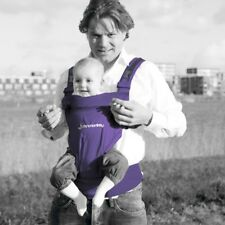 Minimonkey Baby Carrier Purple - Free Express Shipping!