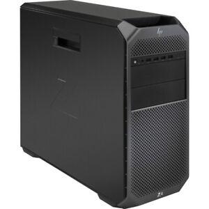 HP Z4 G4 Workstation Mini Tower, Xeon W-2104 QC, 8GB/1TB HDD, Quadro P400 2GB