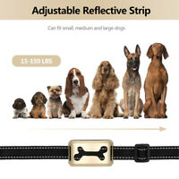 Anti Barking Electric Collar Pet Dog No Bark Training for Small Medium Large Dog