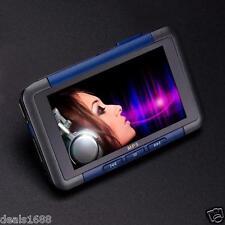 "8GB Slim 4.3"" LCD Screen MP5 Music Player MP3 MP4 FM Radio Recorder Video Movies"