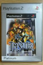 Time Splitters - Platinum  - PS2 - SONY PLAYSTATION  2 - PAL - Complete