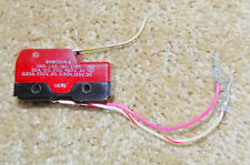 Ampex AG-440 A/B/C Safety Switch Assembly 2HBT215-1 Guaranteed